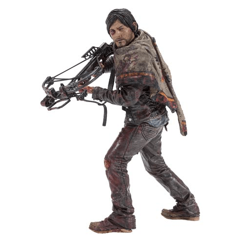 THE WALKING DEAD - DELUXE ACTION FIGURE - DARYL DIXON SURVIVOR EDITION