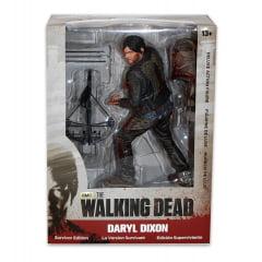 THE WALKING DEAD - DELUXE ACTION FIGURE - DARYL DIXON SURVIVOR EDITION