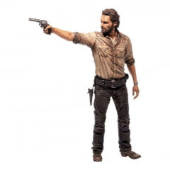 THE WALKING DEAD - DELUXE ACTION FIGURE - RICK GRIMES